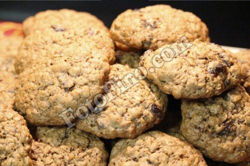 Oatmeal Cookies - FotoFino.com