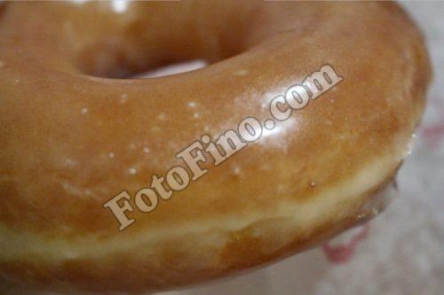 Plain Doughnut - FotoFino.com