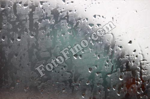 Water Drops On Window - FotoFino.com