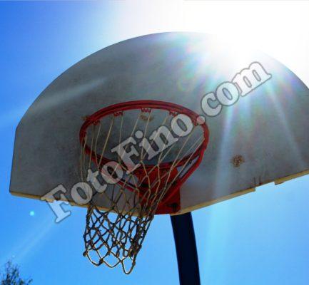 Basketball Hoop - FotoFino.com