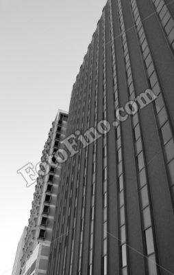 Building in Black and White - FotoFino.com