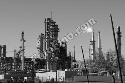 Oil Refinery - FotoFino.com