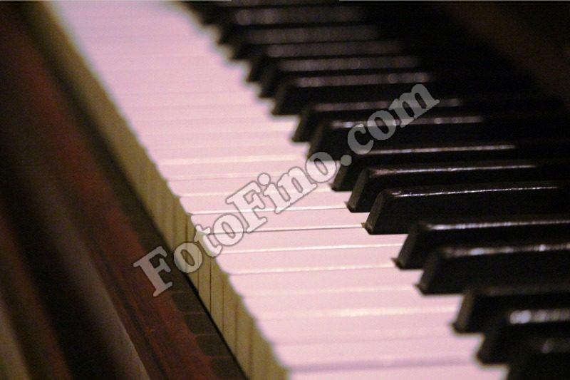 Piano Keys - FotoFino.com