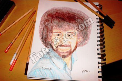 Bob Ross (2) - FotoFino.com