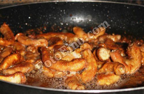 Tripas Cooking - FotoFino.com