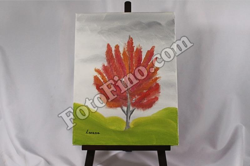 Fall-Tree 10in by 8in - FotoFino.com